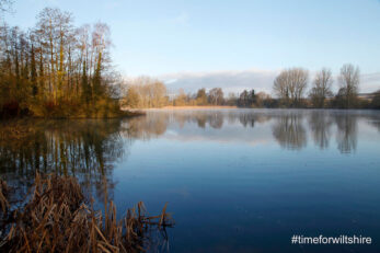 Langford Lakes (image courtesy of Visit Wiltshire)