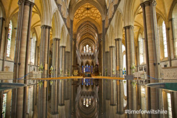 Salisbury Cathedral (image courtesy of Visit Wiltshire)