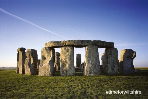 Stonehenge (image courtesy of Visit Wiltshire)
