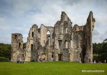 Wardour Castle (image courtesy of Visit Wiltshire)
