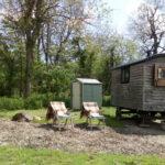 Oak Shepherd's Hut